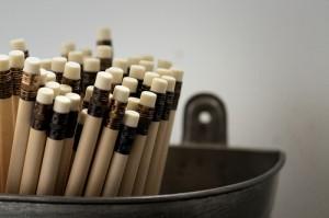 Exercice crayon prononciation