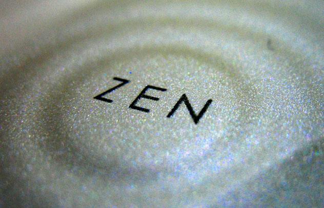 Le travail zen